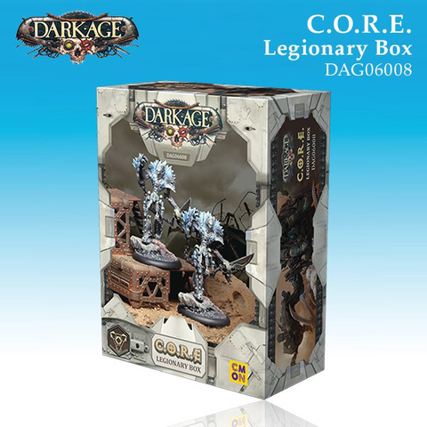 C.O.R.E. Legionary Unit Box (2)
