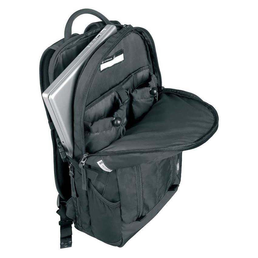 Рюкзак Victorinox Altmont 3.0 Slimline 15,6'', чёрный, 30x18x48 см, 27 л