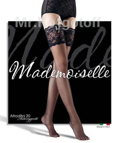 Чулки Mademoiselle Afrodita 20