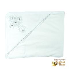 Полотенце-уголок для Крещения (100х90) 30НБ.17-64
