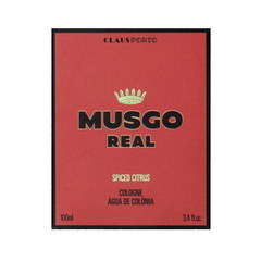 Одеколон Musgo Real Spiced Citrus 100 мл