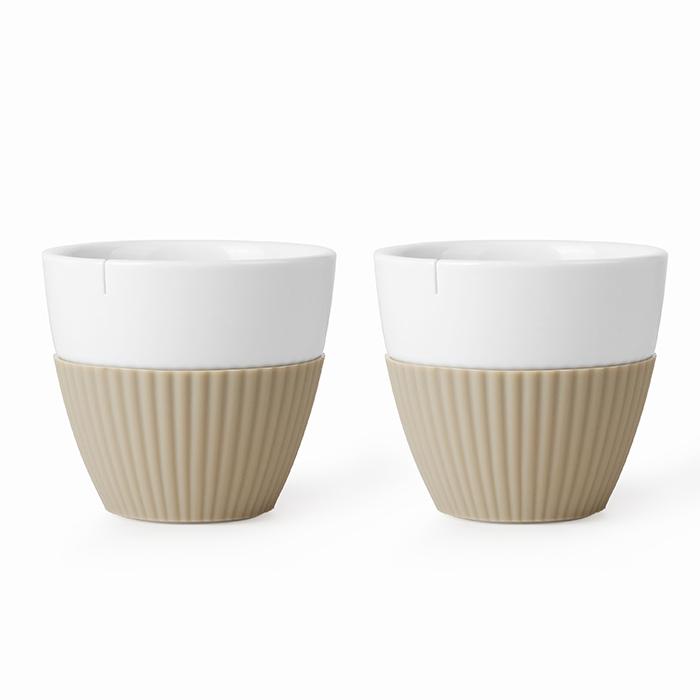 Чайный стакан Anytime™ 300 мл, 2 предмета, артикул V25466, производитель - Viva Scandinavia