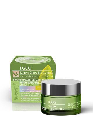 Белита-М EGCG Korean Green Tea Catechin Крем для лица день-ночь увлажняющий для всех типов кожи 25+ 50г