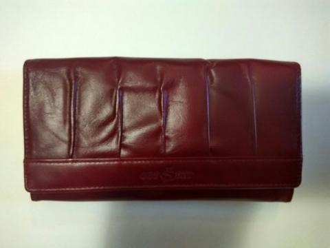 60c9a37109a0 Купить женский бордовый кошелек JCCS j-1028 в интернет магазине ...