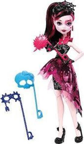 Monster High Dance The Fright Away Transforming Draculaura