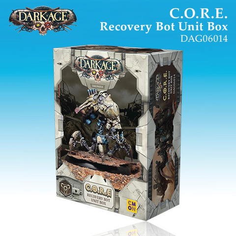 C.O.R.E. Recovery Bot Unit Box (1)
