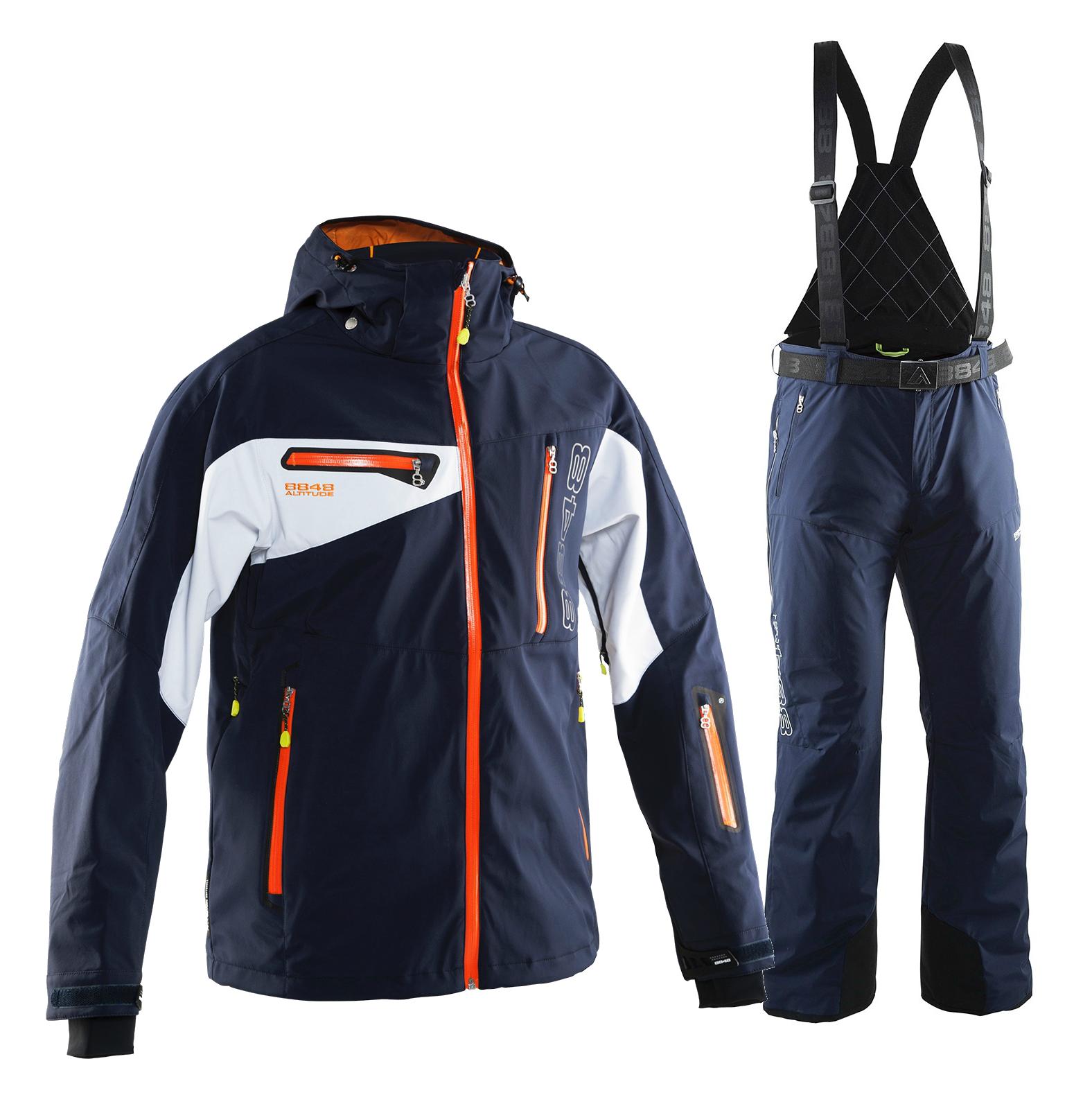 Мужской горнолыжный костюм 8848 Altitude Rocky-Guard (705115-702915) по распродаже фото