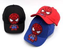 Супергерой бейсболка детская Человек паук