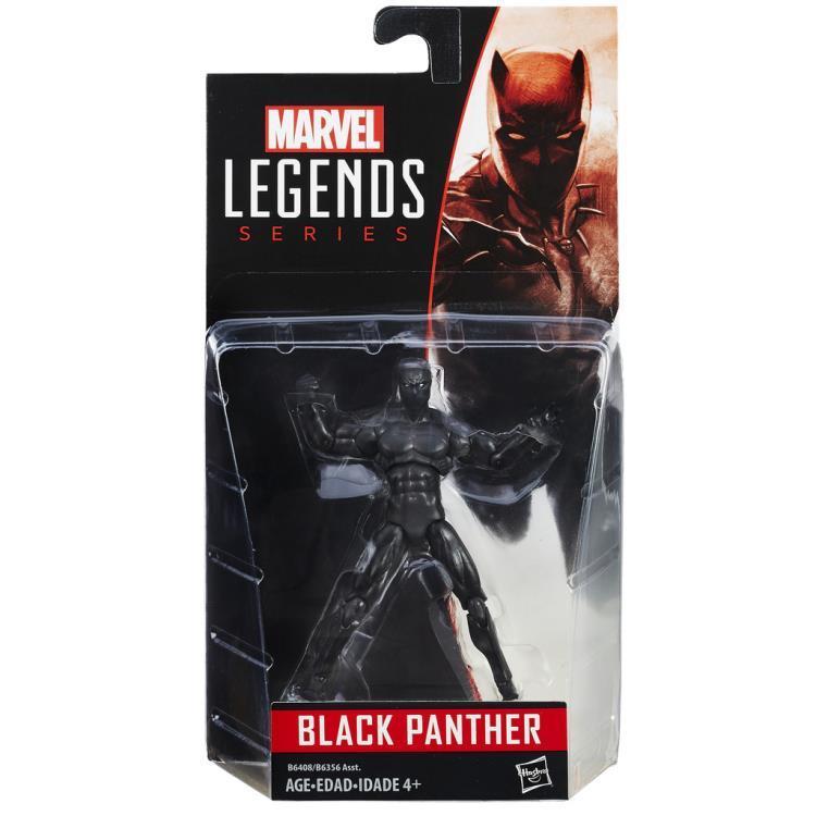 Фигурка Черная Пантера (Black Panther) Marvel Legends