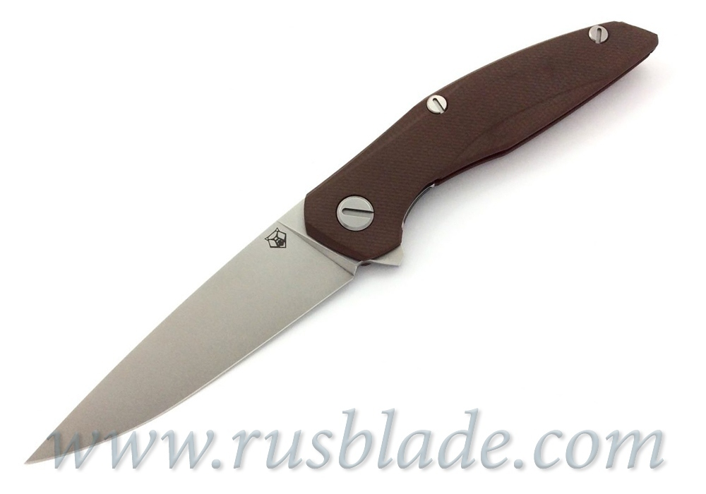 Shirogorov 111 Elmax G10 3D Brown MRBS