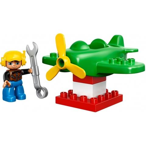 LEGO Duplo: Маленький самолёт 10808
