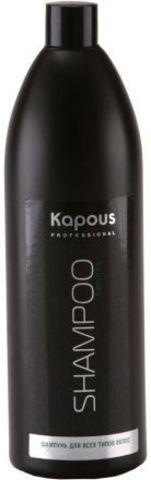 Шампунь для всех типов волос с ароматом ментола, Kapous Professional,1000 мл.