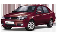 FIAT Albea Classic, Comfort (60:40) 2003->