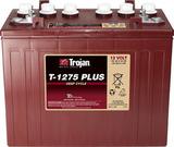 Тяговый аккумулятор Trojan T1275+ ( 12V 150Ah / 12В 150Ач ) - фотография