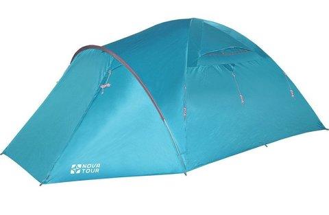 Палатка Nova Tour Терра 4 V2 без юбки