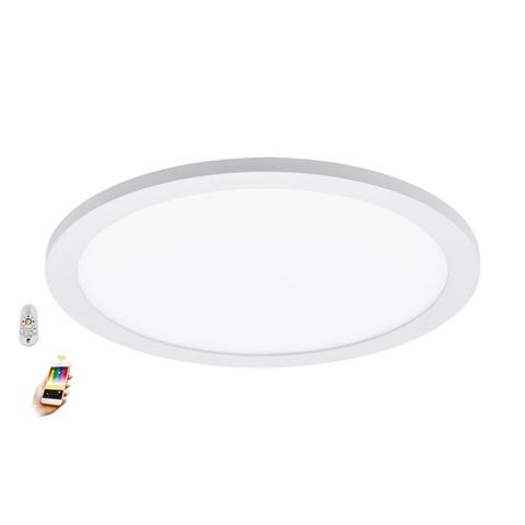 Светильник светодиодный потолочный умный свет EGLO connect с пультом ДУ Eglo SARSINA-C 97958