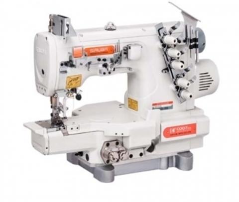 Плоскошовная швейная машина Siruba C007K-W222-356/CQ | Soliy.com.ua