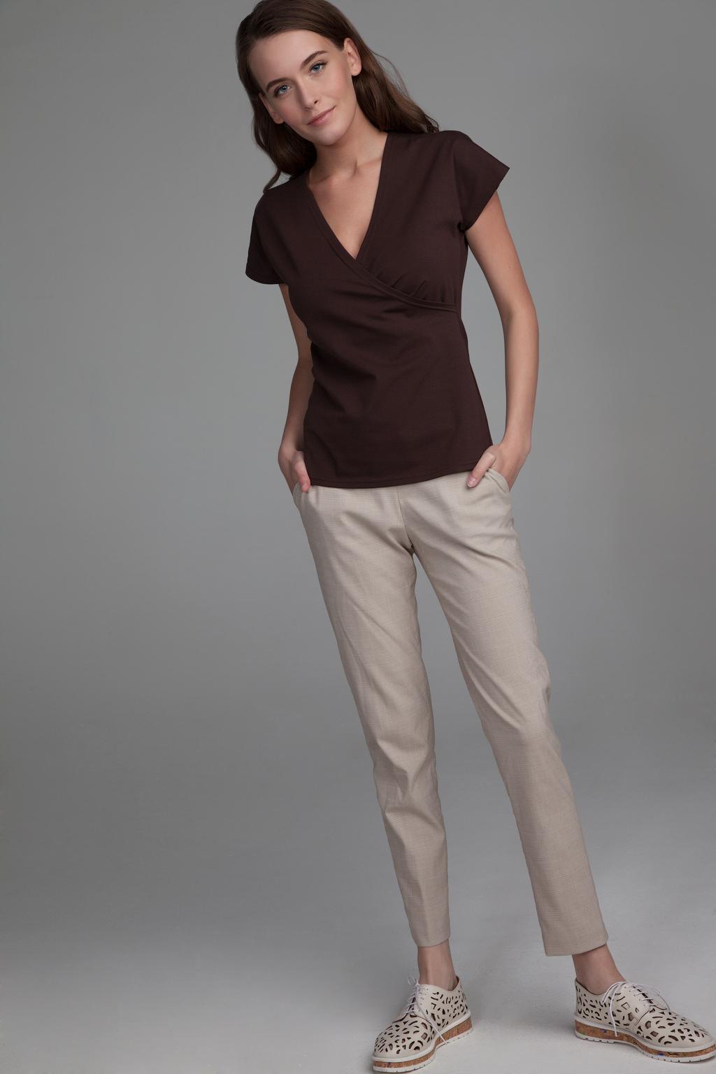Блуза для кормящих Сакура