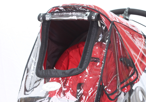 Дождевик на коляску универсальный (-25°С) Esspero Cabinet Lux