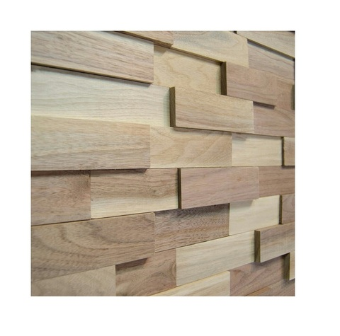 Декоративная деревянная панель HarleyWood Bricks светлый
