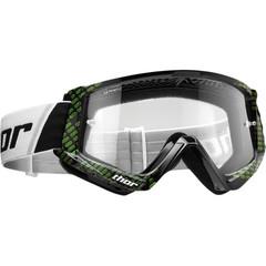 Combat Cap Goggle / Детские / Черно-зеленый