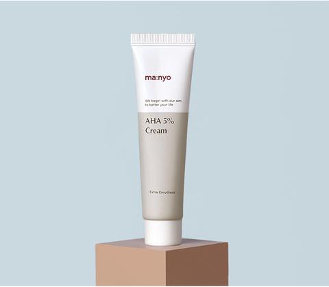 Крем для проблемной кожи с АНА 5%, 30 мл / Manyo Factory Blemish Lab 5% AHA Cream