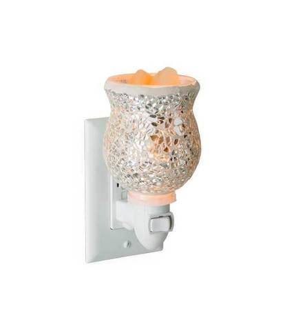 Аромасветильник розеточный Зеркальное стекло, Candle Warmers
