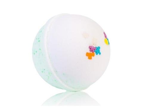 Гейзер (бурлящий макси-шар) для ванн ПОЛИНЕЗИЯ, 280g ТМ ChocoLatte
