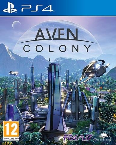 PS4 Aven Colony (русские субтитры)