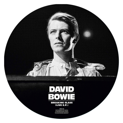 David Bowie / Breaking Glass (Live E.P.)(Picture Disc)(7