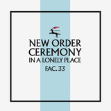New Order / Ceremony (Version 2)(12' Vinyl Single)