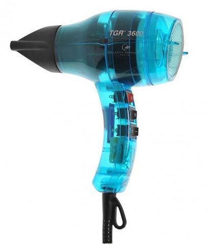 Профессиональный фен Velecta Paramount TGR 3600 1740 Вт голубой