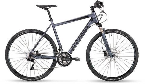 Велосипед Stevens 7X SX Disc (2016) купить в Интернет-магазине Ябегу по специальной цене