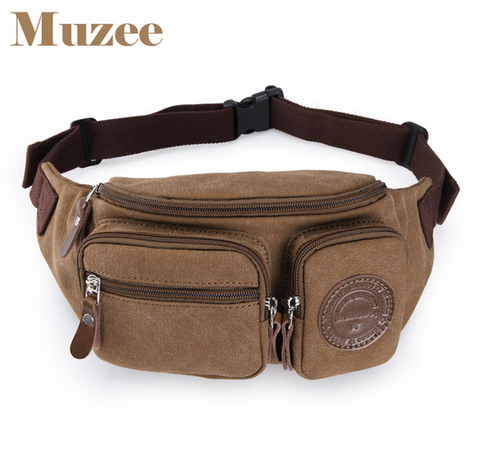 Поясная сумка Muzee Khaki