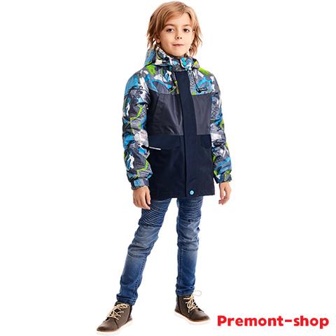 Куртка Премонт Парк Миллениум 3 в 1 SP92601