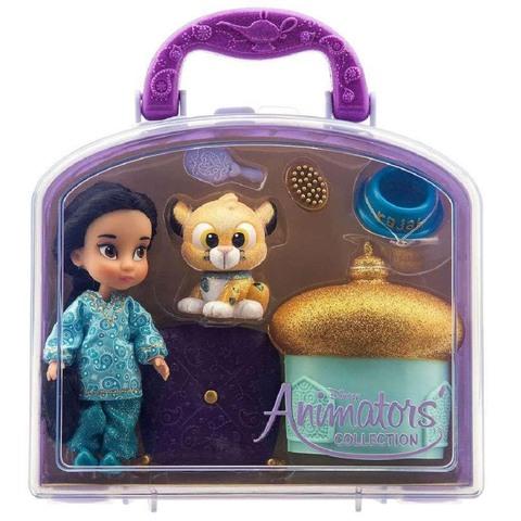 Дисней Аладдин Аниматор набор с мини-куклой Жасмин