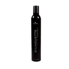 Безупречный мусс для волос ультрасильной фиксации Schwarzkopf Silhouette Mousse Super Hold 500 мл