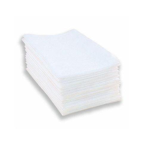 Полотенце спанлейс Комфорт белый 45х90см 50шт./уп (поштучно)