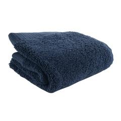 Полотенце 30х50 Tkano Essential темно-синее