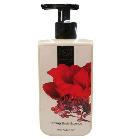 Эссенция для тела THEFACESHOP NIGHT FLOWER Firming Body Essence, 300 мл.