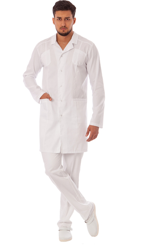 Халат мужской медицинский М 35