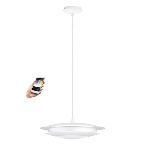 Светодиодный  подвес (люстра) умный свет EGLO connect Eglo MONEVA-C 98041