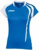 Футболка волейбольная женская Asics T-Shirt Fanny Lady Распродажа
