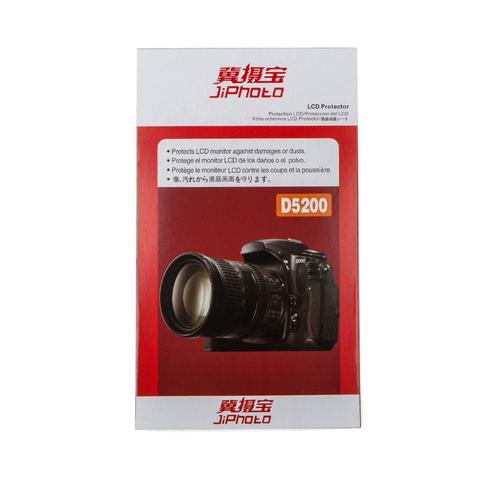 Защитные пленки для Nikon D5100/D5200