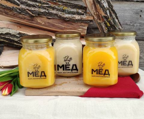 Крем-мёд 1 кг