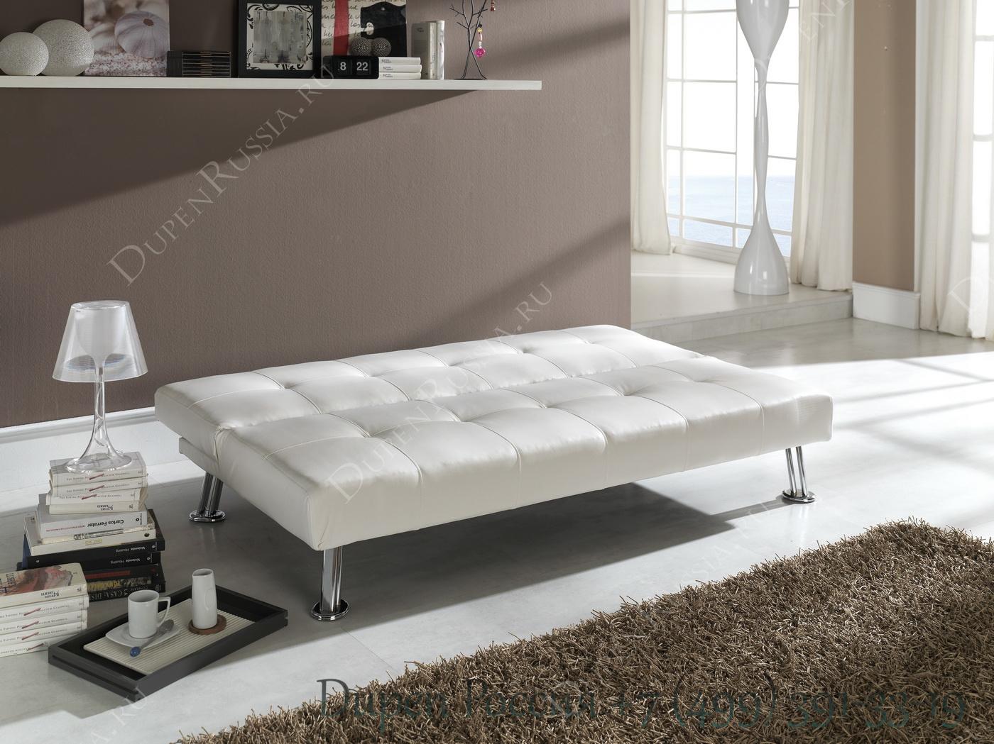 Диван-кровать DUPEN VALENCIA Белый