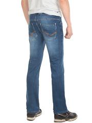 2086 джинсы мужские, синие