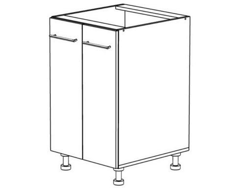 Стол кухонный под мойку ТОКИО 500