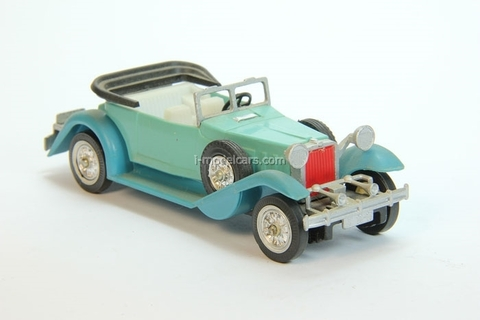 Stutz DV32 convertible open IA-1933 USSR remake 1:43
