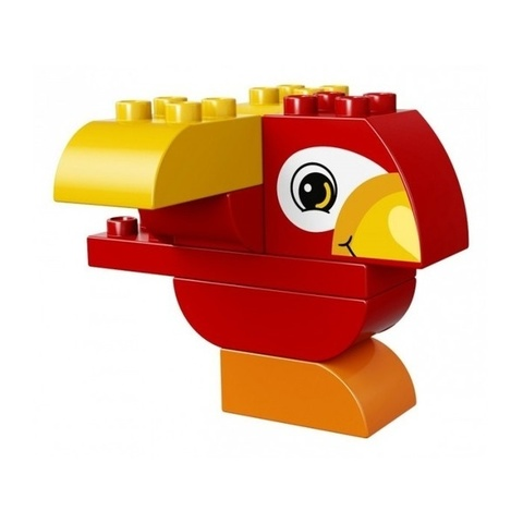 LEGO Duplo: Моя первая птичка 10852